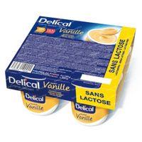 Delical Creme Dessert Hp-Cp Vanille Sans Lactose 500 g