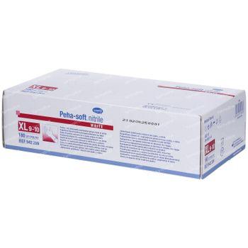 Hartmann Peha-Soft Nitrile White XL 942209 180 st