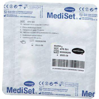 Hartmann Mediset F/B Compress 4755912 1 stuk