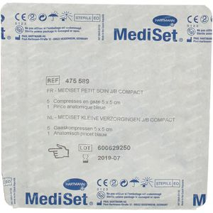 Hartmann Mediset J/B 4755892 1 pièce