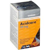 Acidcare Sandoz 20 mg 14  tabletten