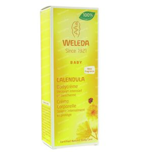 Weleda Calendula Baby Body Cream 75 ml