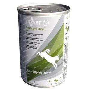 Trovet HPD Hypoallergenic (Horse) Hond 12x400 g