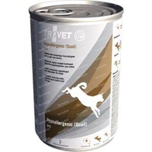 Trovet QPD Hypoallergeen Hond (Kwartel) 4800 g