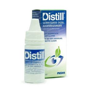 Distill Oeil Irrité 15 ml gouttes
