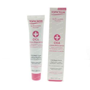 Topicrem Cica+ Repair 40 ml Crema