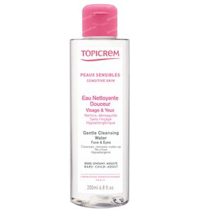 Topicrem Cleansing water Face-Eyes 200 ml
