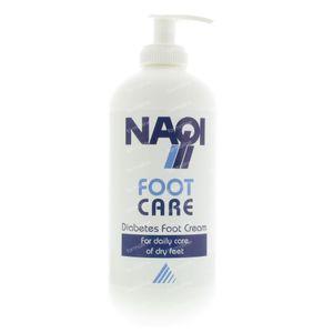 Naqi Foot Care Diabetes Pousse Mousse 500 ml