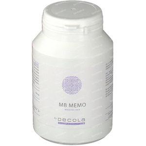 Decola MB Memo 90 capsules
