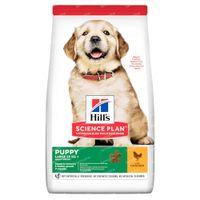 Hill's Science Plan Puppy Healthy Development Grote Hond met Kip 16 kg