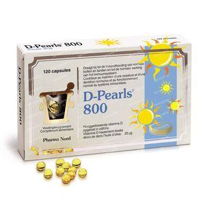 Pharma Nord D-Pearls 800