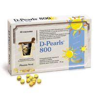 Pharma Nord D-Pearls 800 40  kapseln