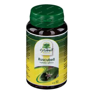 Fytobell Ruscubell 60 capsules