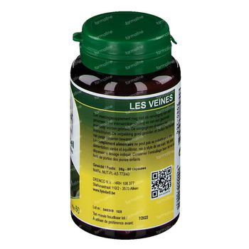 Fytobell Ruscubell 60 capsules