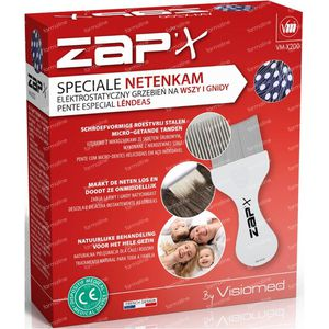 Visiomed Zap'X C200 Peigne à Lentes Spécial 1 St