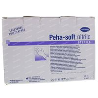 Hartmann Peha-Soft Nitrile Steriel M 942213 50 st