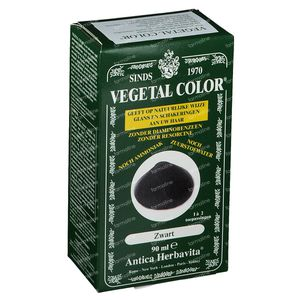 Vegetal Color Schwarz 90 ml