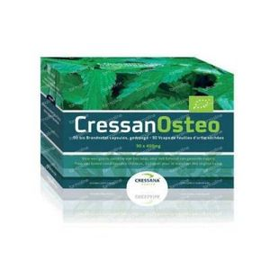 Cressana CressanOsteo 90 stuks Capsules
