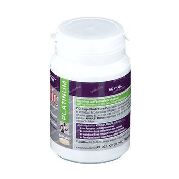 Mannavital Kyolic Platinum 60 tabletten