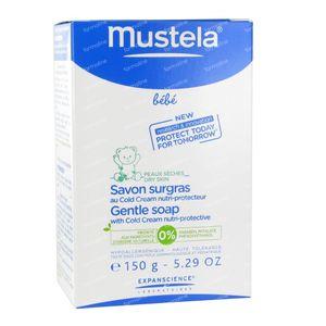 Mustela Bebè Sapone Alla Cold Cream 150 g