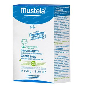 Mustela Baby Gentle Soap With Cold Cream 150 g