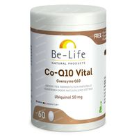 Be-Life Enzyme Co-Q10 Vital 60  capsules