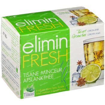 Elimin Fresh Afslankthee Citroen - Anijs 24 zakjes