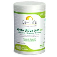 Be-Life Phyto Silica 2000 BIO 60  capsules