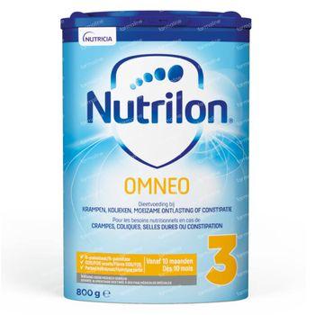 Nutrilon Omneo 3 Opvolgmelk met Pronutra Poeder (vanaf 10 Maanden) 800 g
