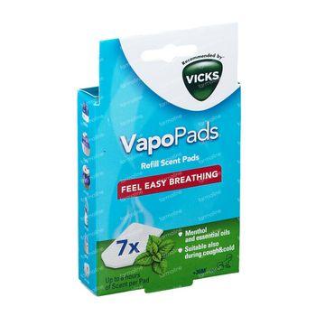 Vicks VH7 Vapopads Menthol +36 Monaten 7 st