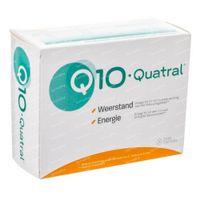 Q10-Quatral Weerstand & Energie - 3 Maanden 2x84  capsules