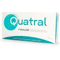 Quatral Immunité - 2 Mois 60  capsules