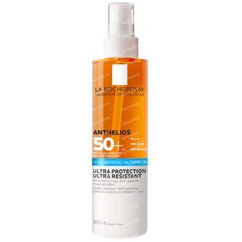 La Roche-Posay Anthélios 50+ XL Huile Protectrice Solaire 200 ml