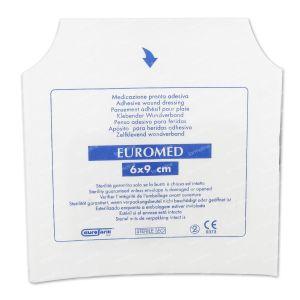 Euromed Steriel Eilandpleister 6x9 Cm 1 stuk