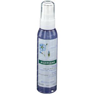 Klorane Volume Styling Spray Met Vlasvezel 125 ml spray