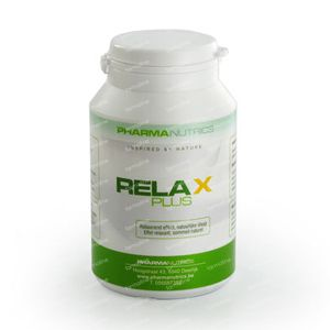 Pharmanutrics Relax Plus 60 capsules