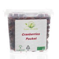 Superfoods Cranberries Pocket Bio 130 g