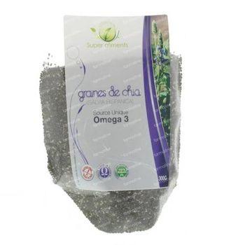 Super Aliments Graines de Chia Bio 300 g