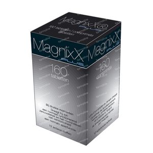 Magnixx Plus 160 tablets