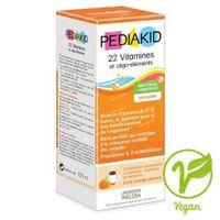 Pediakid 22 Vitamine & Oligo Elemente 125 ml
