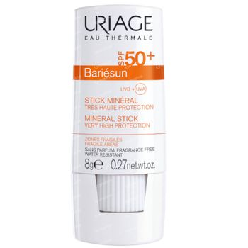 Uriage Bariesun Stick Mineral SPF50+ 8 g