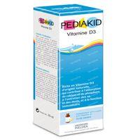 Pediakid Vitamin D3 20 ml solution