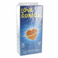 Préservatifs Amour Standard 12 st