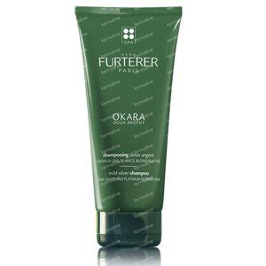 Rene Furterer Okara Gentle Silver Shampoo 200 ml Tube