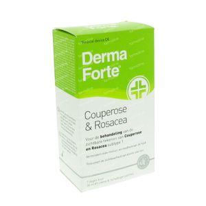 Derma Forte Couperose & Rosacea 7 Dagen Kuur 1 stuk
