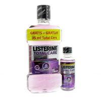 Listerine Total Care Eau Buccale PROMO 595 ml