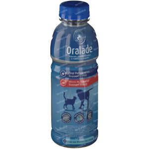 Oralade Solution Chien-Chat Vmd 500 ml