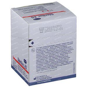 Hartmann Sterilux ES Stérile Compresse 8 Plis 5 x 5cm 418551 25x2 pièces