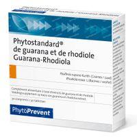 Phytostandard Guarana-Rhodiola 30  tabletten
