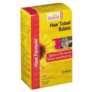 Haar Totaal Balans 60 tabletten